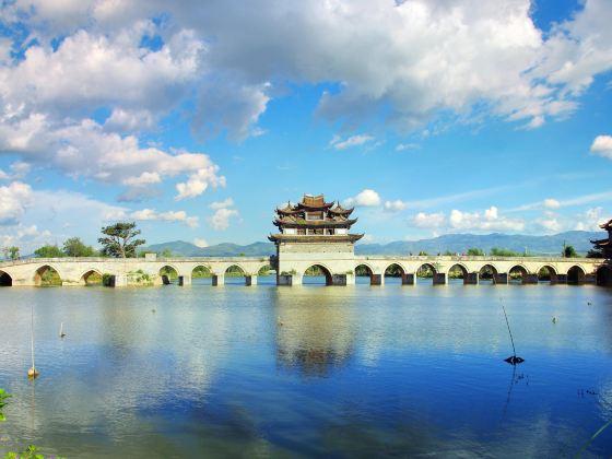 Jianshui 17-hole Bridge