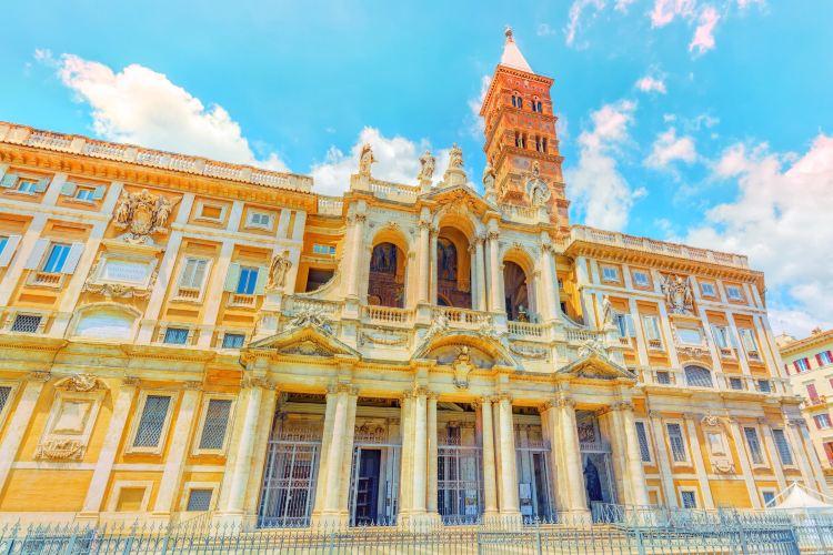 Colonna di Santa Maria Maggiore