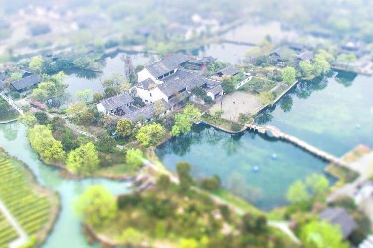 西溪國家濕地公園·洪園