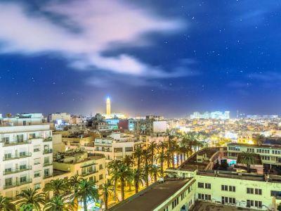 Old Medina of Casablanca
