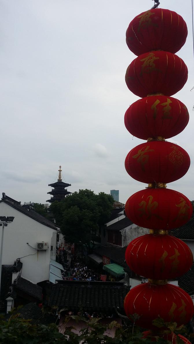 苏州的四季之十一:姑苏城外寒山寺 – 苏州游记攻略插图23