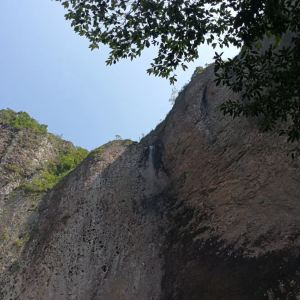 大龙湫景区旅游景点攻略图