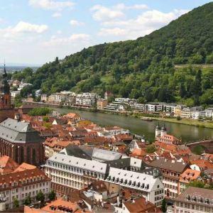 海德堡旅游景点攻略图