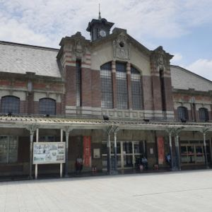 台中火车站旅游景点攻略图