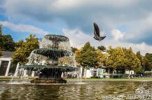 #元旦去哪玩# 威斯巴登的千年温泉