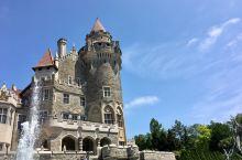 加拿大最早的古堡--卡萨罗马古堡