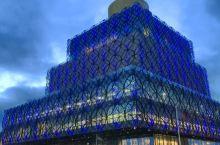 🇬🇧号称欧洲最美最大-伯明翰图书馆📖