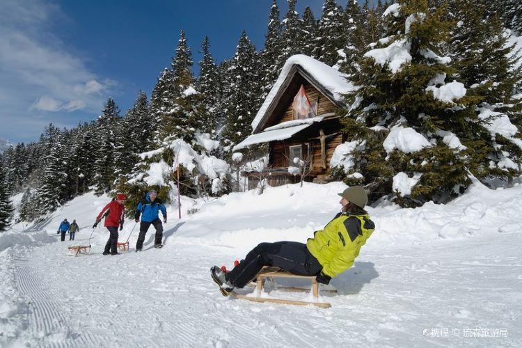 鐵力士山雪地體驗樂園4