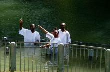 云游四海(742)传奇以色列(7)约旦河洗礼