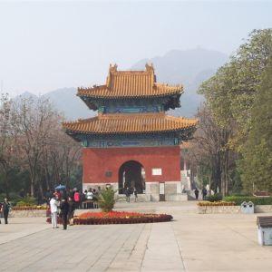 明昭陵旅游景点攻略图