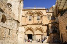 耶路撒冷老城,圣墓大教堂
