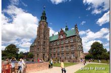 丹麦首都哥本哈根的丹麦罗森堡宫