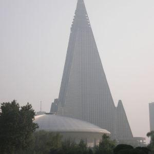 柳京饭店旅游景点攻略图