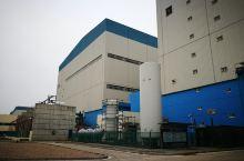 核电站近景