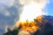 走南美之42:观赏智利火山口的壮丽奇观