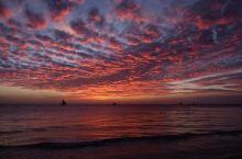 长滩岛日落