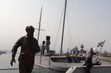 红旗号纪念船