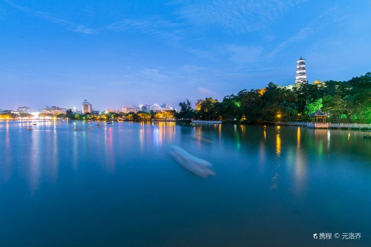 Huizhou West Lake4