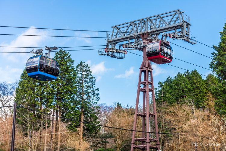 駒嶽山纜車2