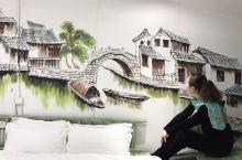 """西塘古镇,一家很有水乡特色的主题客栈--""""念"""""""
