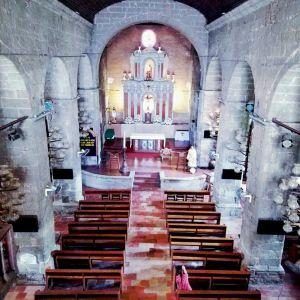 竹风琴大教堂旅游景点攻略图