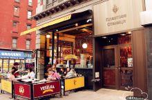 #TOTD 【在纽约品味正宗乌克兰风味:Veselka】 #携程美食林#Veselka于1954年创