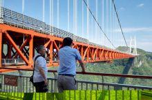 矮寨大桥的建设者和设计者