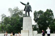 海参崴列宁纪念碑