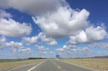 去新疆的路上