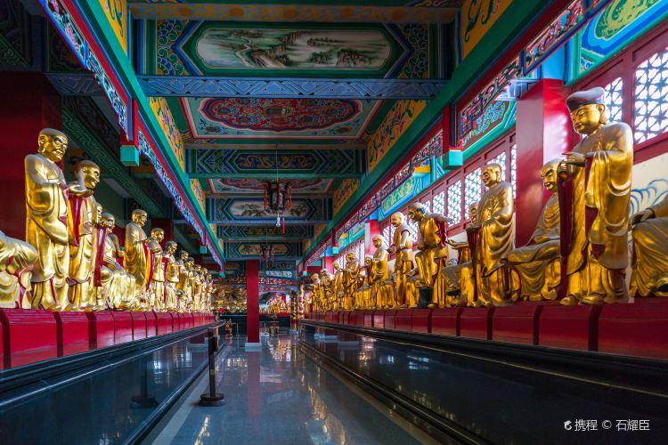紅光山大仏寺1