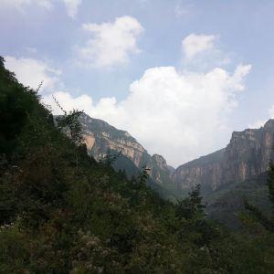 秋沟景区旅游景点攻略图