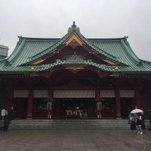神田明神旅游景点攻略图