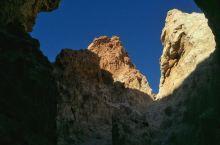 阿塔卡马沙漠探洞