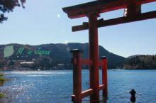箱根神社⛩️ — 惊艳于水上鸟居