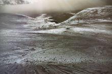 长白山西坡~国内难得的天然野雪滑雪场