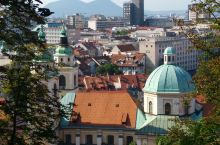 卢布尔雅那,闲适的斯洛文尼亚首都