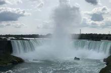 加拿大的尼亚加拉瀑布是非常有名的大普渡,这次来让我们看着是非