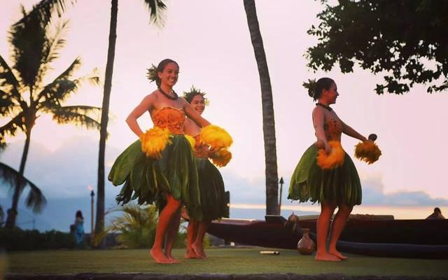 【Fei&Yao】一半是海水,一半是火焰 #夏威夷的正确打开方式#