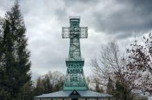 🇩🇪无疆之美,见证世界上最大的铁十字架