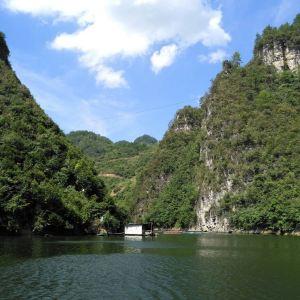 南江大峡谷旅游景点攻略图