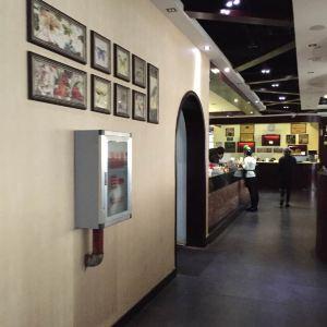 绿茵阁西餐厅(天门新城店)旅游景点攻略图