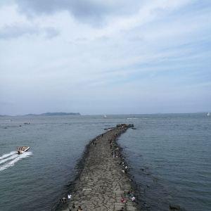 蓬莱水城旅游景点攻略图