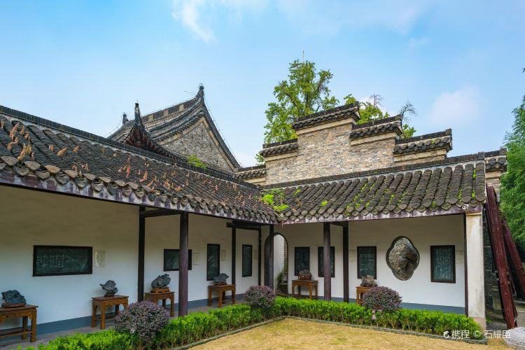 Yangzhou Baguai Memorial Hall2