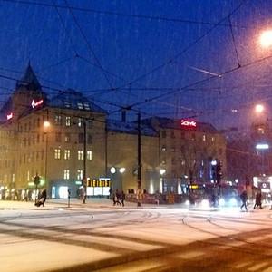 芬兰游记图文-冬游北欧四国,三进北极圈,自驾冰岛+看北极光未遂!