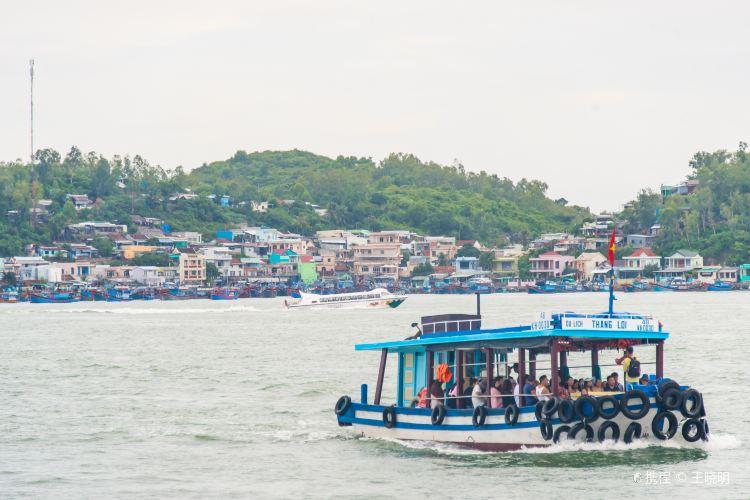 Hon Mieu Island1