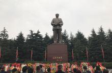 韶山毛主席铜像