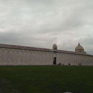 比萨墓园旅游景点攻略图