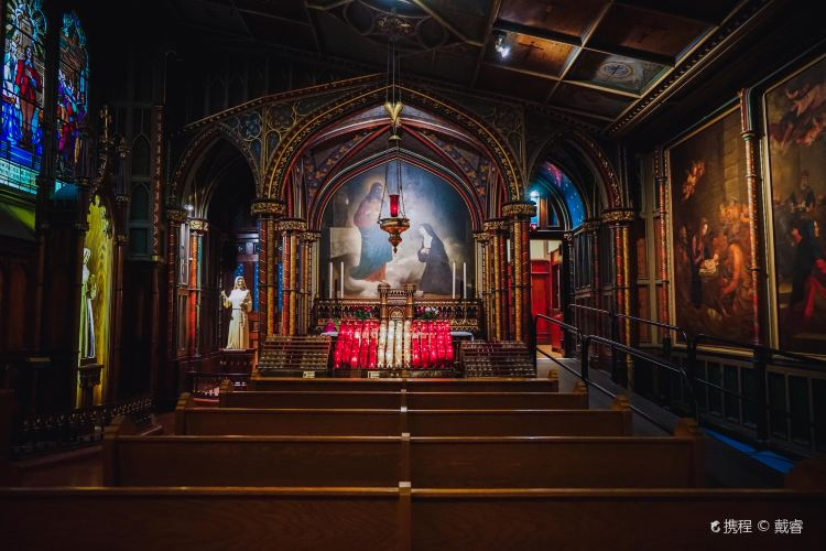 蒙特利爾聖母大教堂1
