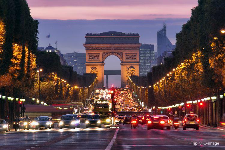 Arc de Triomphe de l'Etoile4