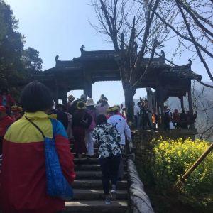 篁村旅游景点攻略图